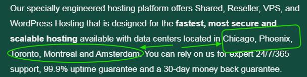 greengeeks-server-locations(data center location)