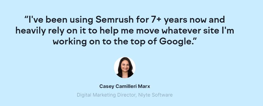 semrush vs similar web(user testimonails)
