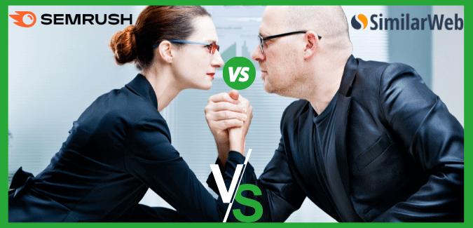Semrush Vs. Similar Web(Reasons to choose semrush over similar web)
